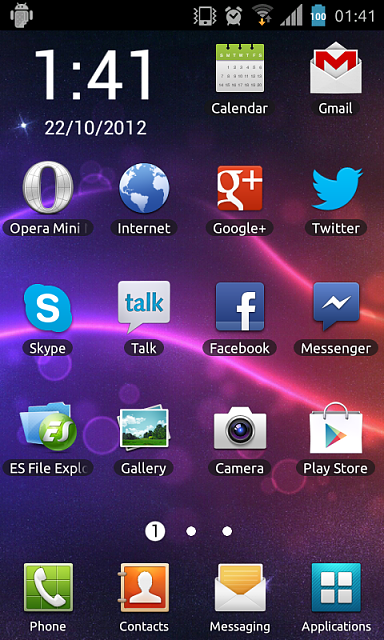 Android Screenshot