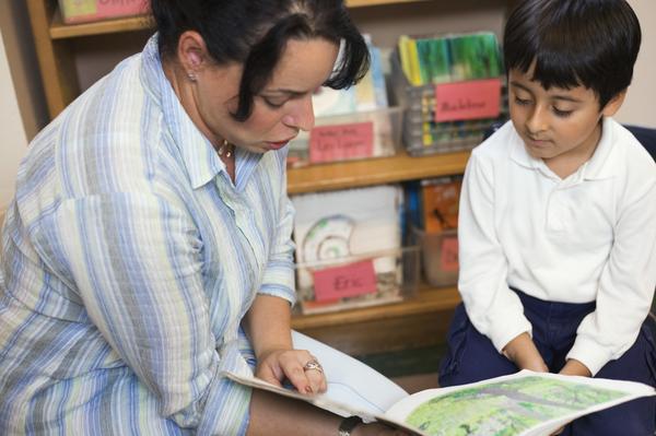 Teach Library Skills
