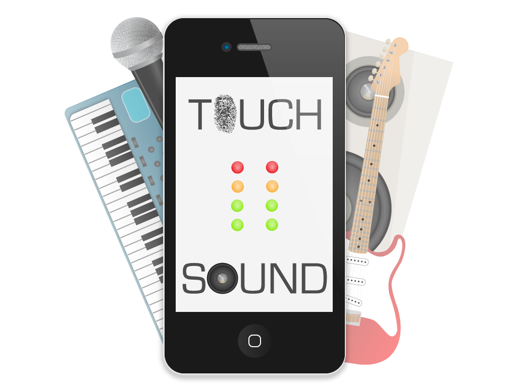 Touch sounds