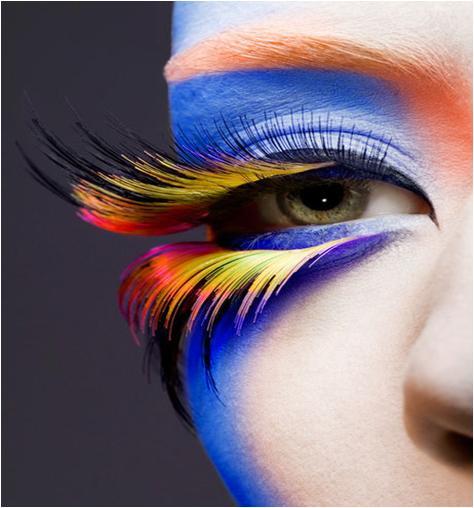Dyeing your Eyelashes