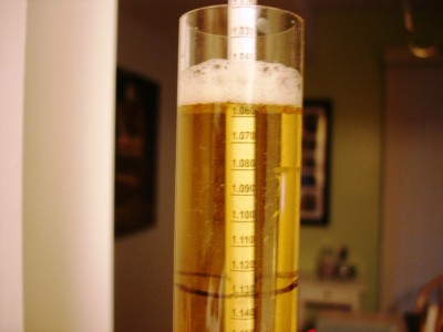 how to use a hydrometer for wine