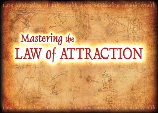 How to apply the Secret Law of Attraction