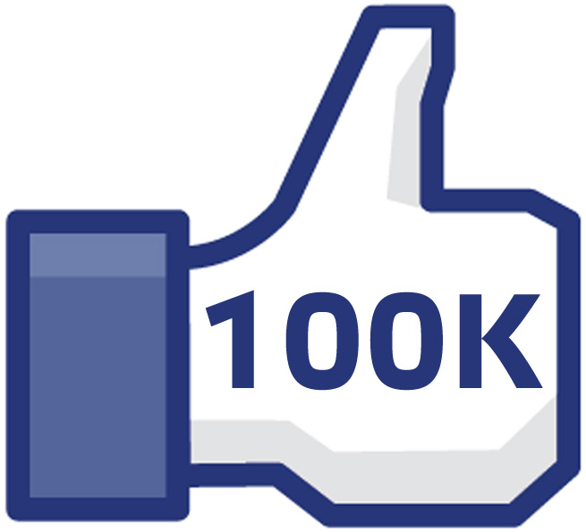 How to get 100 000 likes on facebook for Can you build a house for 100k