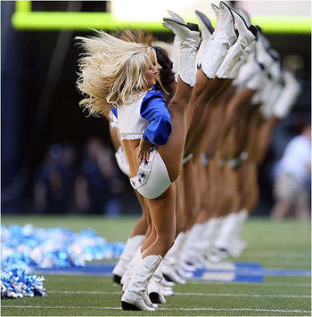 How to improve your cheerleading jumps