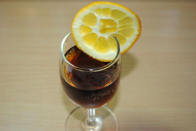 Lime Cola Mocktail