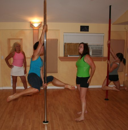 Pole Dancing Clases