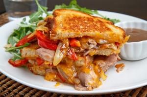 Roast beef sandwich