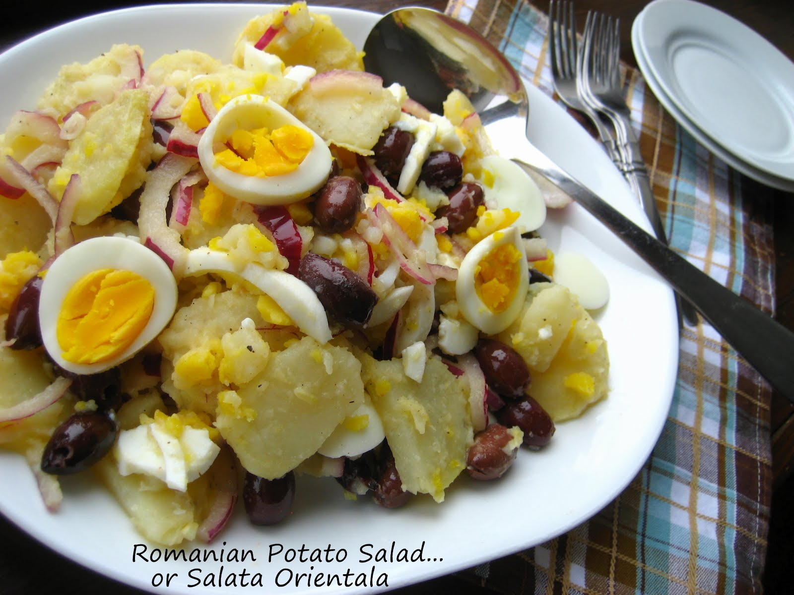Potato Salad, very tasty