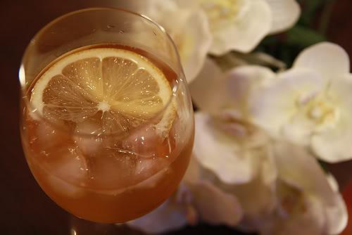 Sparkling Jasmine Iced Tea
