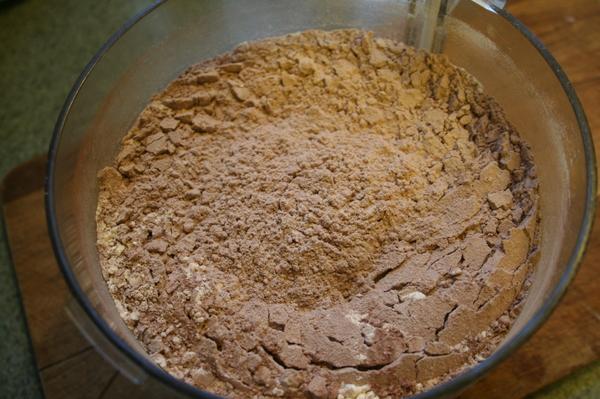 cocoa mixture