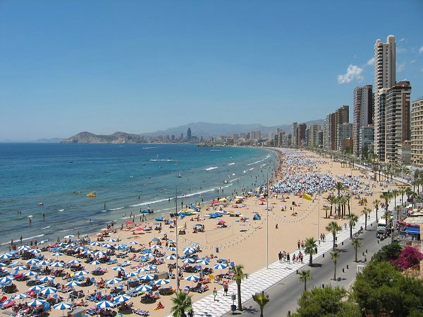 Things to do in Benidorm