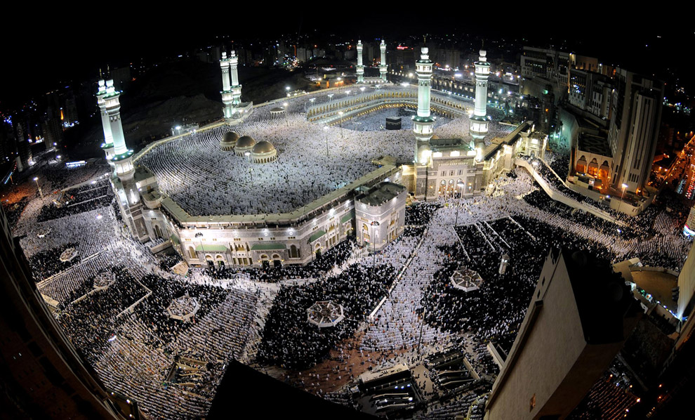 Things to do in Mecca