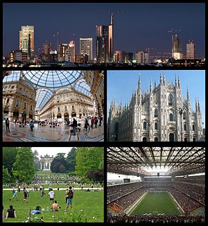 Milan Tourist Guide