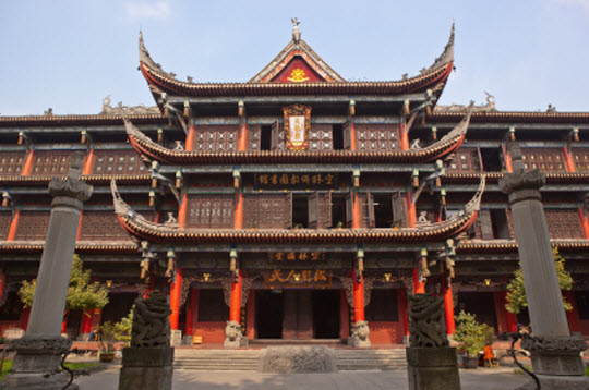 Things to do on Holidays in Chengdu China
