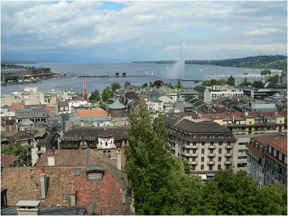 Things to do on Holidays in Geneva Switzerland