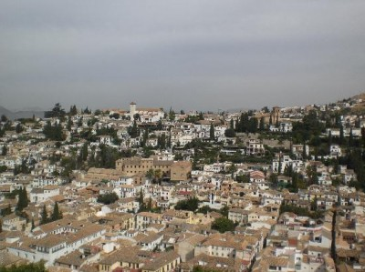 Things to do on Holidays in Granada Spain