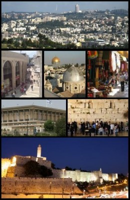 Things to do on Holidays in Jerusalem Israel