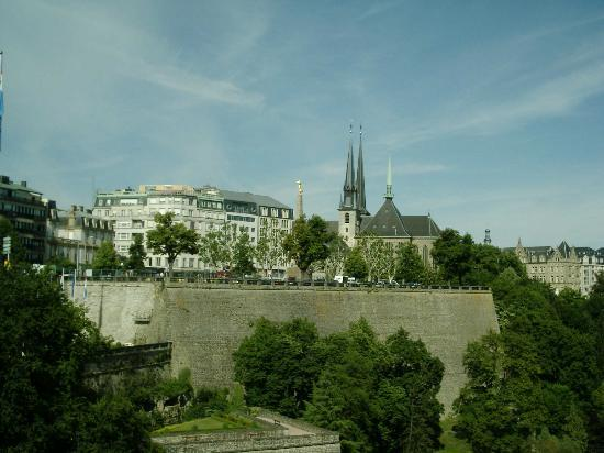Things to do on Holidays in Luxembourg City
