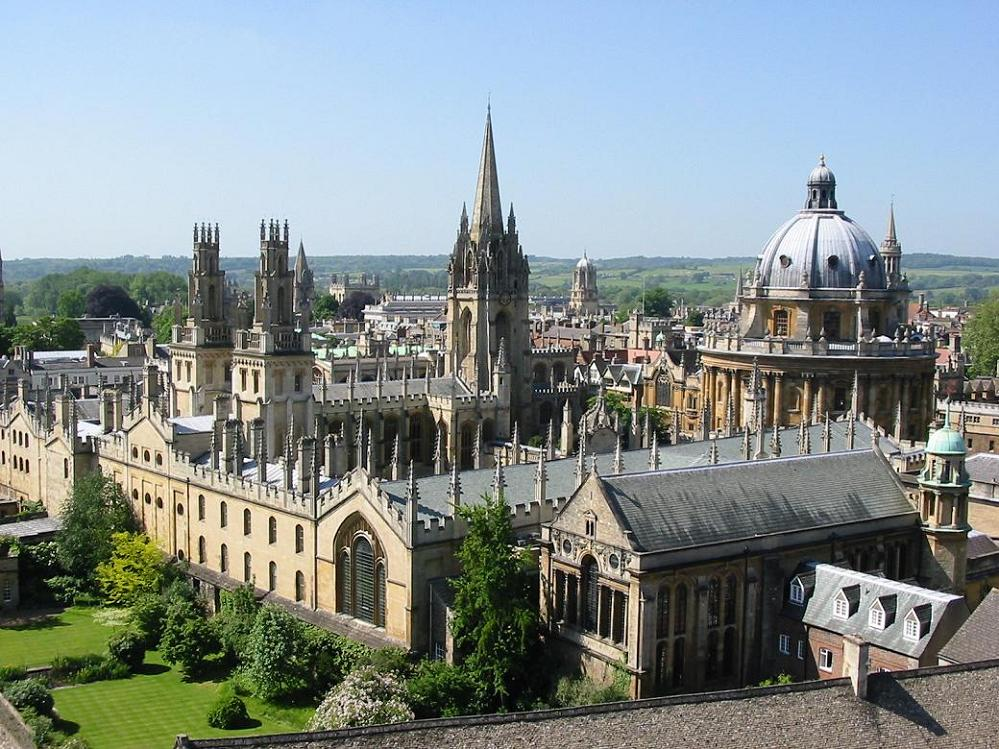 Things to do on Holidays in Oxford England