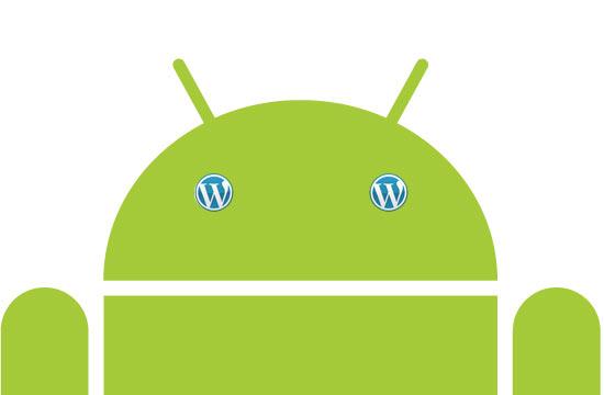 Wordpress for Andoird