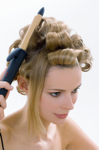 how to make loose waves