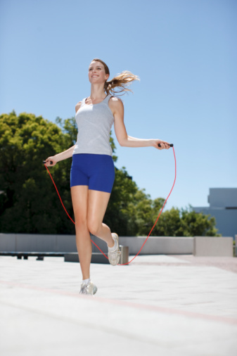 Lose Weight in a Fun Way With Skipping