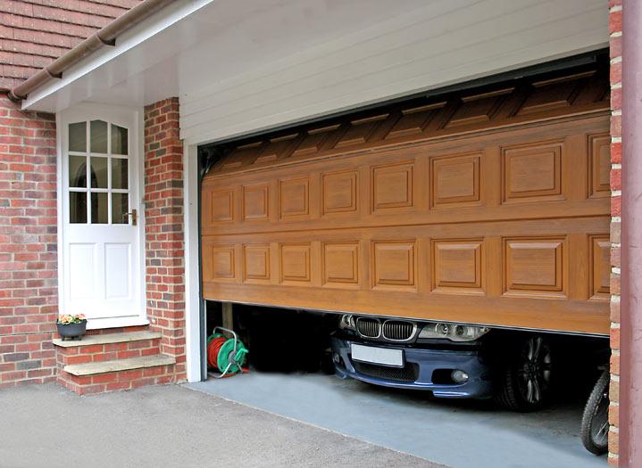 Power Garage Door