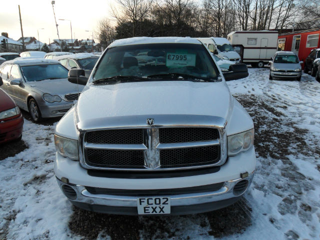 Used Dodge Truck