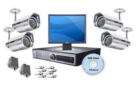 CCTV DVR security system