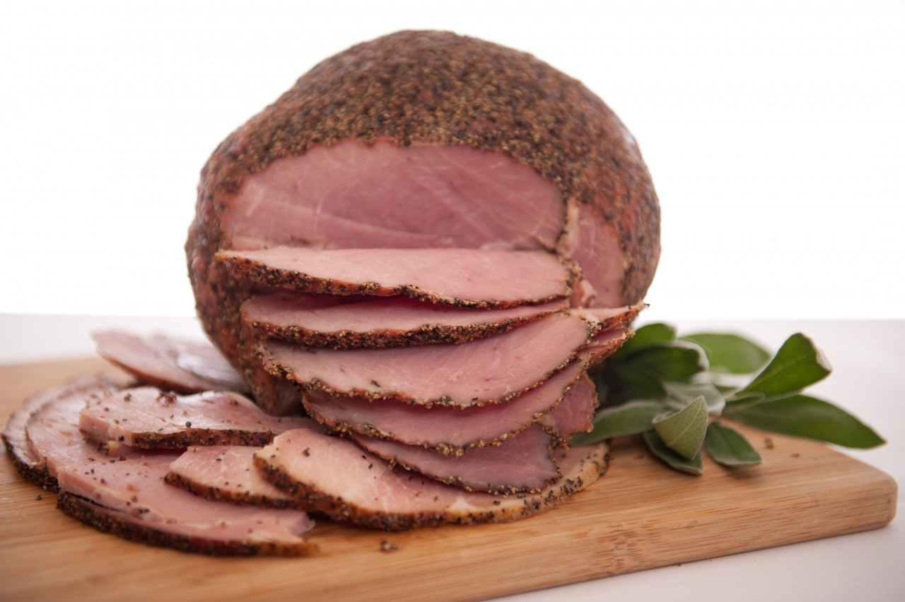 how to cook a smoked ham in the oven