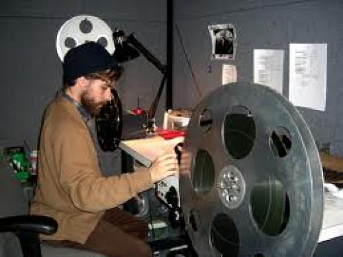 Movie Projectionist