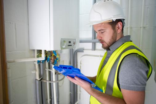 A Plumbing Contractor