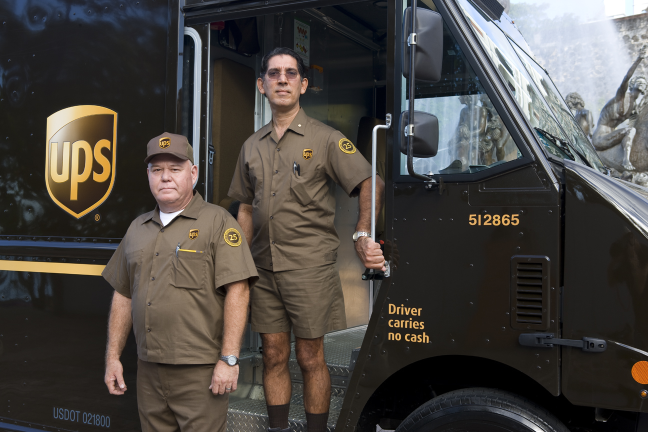 ups delivery driver jobs near me