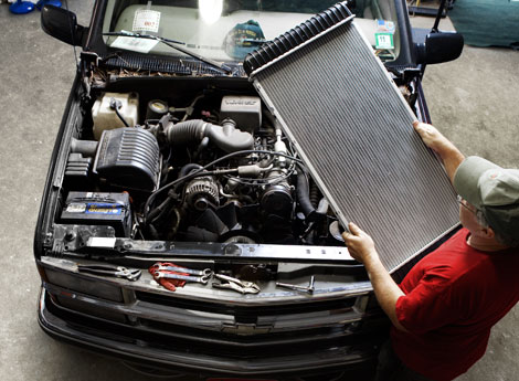 How to Bleed the Radiator in Car