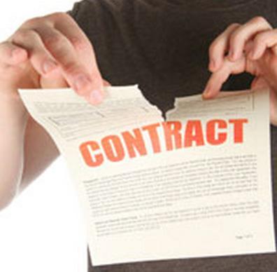 tmobile how to contract a break