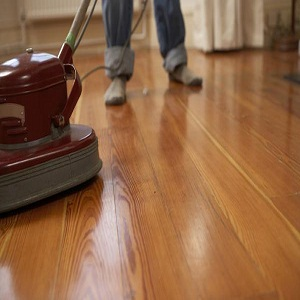 How To Buff Hardwood Floors At Home
