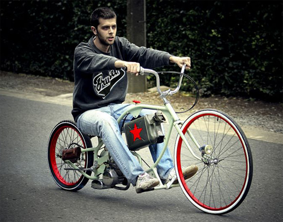 How to Build a Custom Bicycle