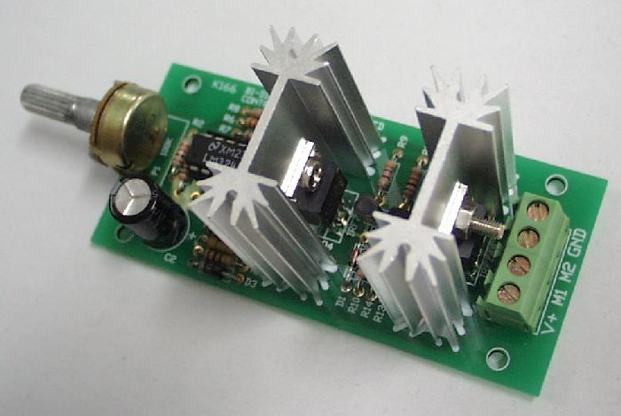 How to Build a DC Motor Controller