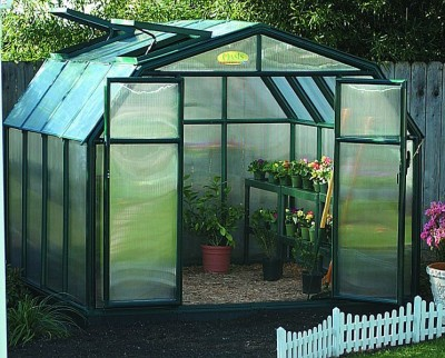 How to build a greenhouse out of old storm windows for What is a greenhouse made out of