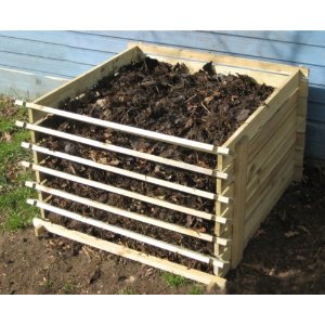 Portable or Stationary Compost Bin