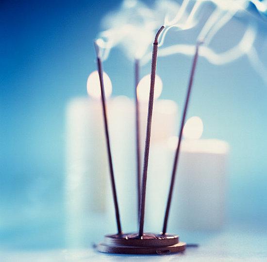 An incense stick holder