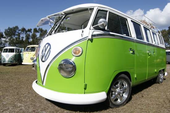 How to Buy a Volkswagen Bus