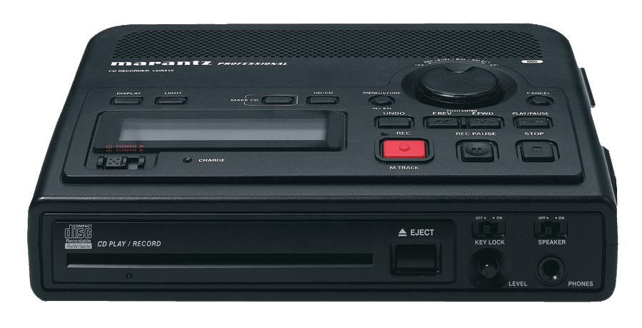 Audio CD Recorder