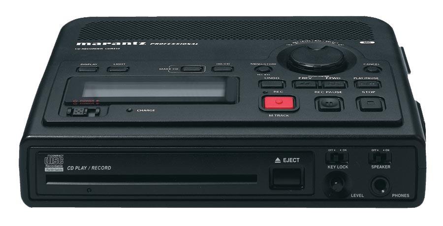 Audio CD Recorder
