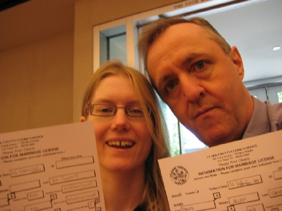 Certify a Marriage Certificate