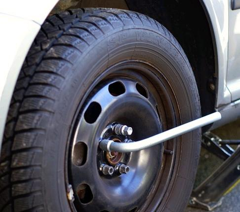 Image result for how to change a truck tire