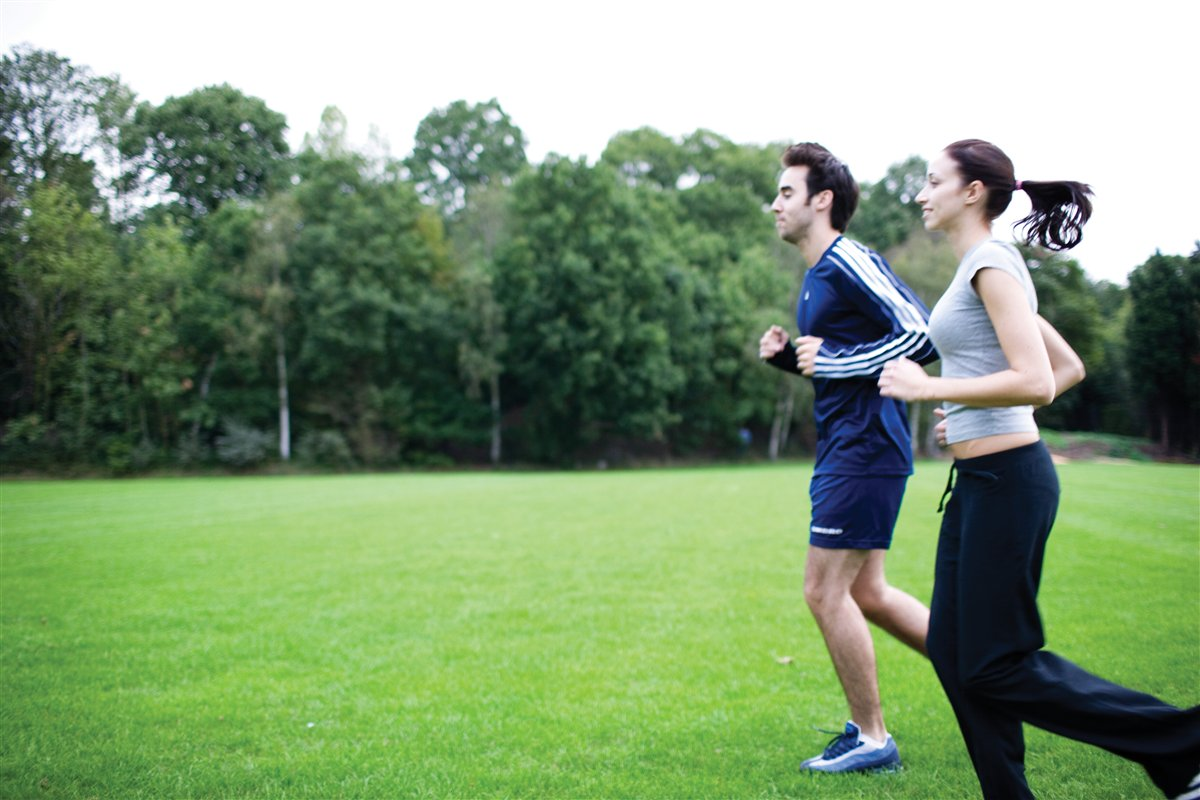 How to Choose a Good Jogging Route