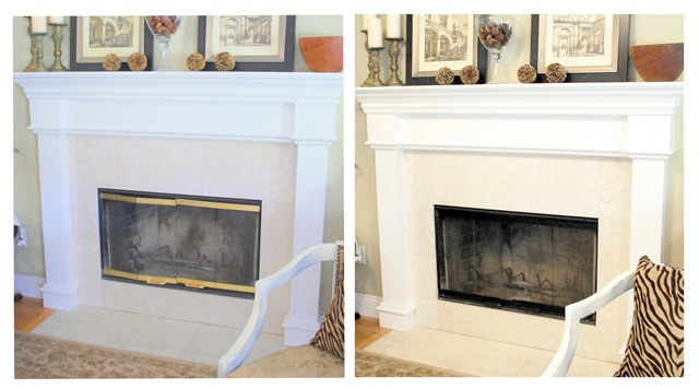 How To Clean Marble Around Fireplace