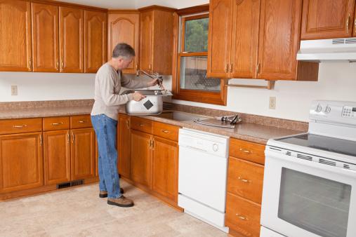 Cleaning Plumbing Drain