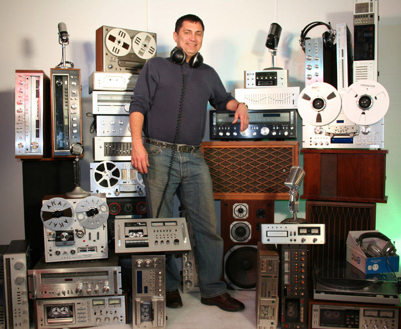 How to Clean Vintage Audio Equipments